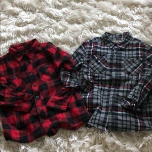 Boys Cherokee Button-down shirt pack